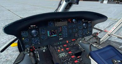 Eurocopter AS365 N3 Dauphine for FSX & P3D
