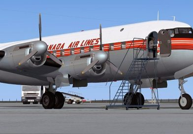 Flight Replicas – Canadair North Star for FSX & P3D